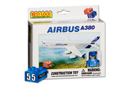 BL380 | Toys Gifts, souvenirs, Younger  Selection | Best Lock Airbus 380 55 pcs. | is due: October 2017
