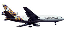 ACN1003W2 | Aero Classics 1:400 | DC-10-10 Mexicana N1003W | is due: November 2017