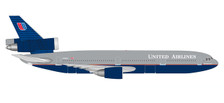 530941 | Herpa Wings 1:500 | DC-10-30 United N1858U, 'Battleship' | is due: January / February 2018