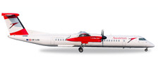 530910 | Herpa Wings 1:500 | Dash 8 Q400 Austrian OE-LGN, 'Gmunden' | is due: January / February 2018