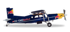 580304 | Herpa Wings 1:72 | Pilatus PC-6 Turbo Porter The Flying Bulls OE-EMD | is due: January / February 2018