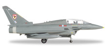 580298 | Herpa Wings 1:72 | Typhoon T3 RAF ZJ810, 29 Sqn., Coningsby | is due: January / February 2018