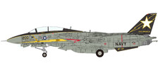 558891 | Herpa Wings 1:200 1:200 | F-14A Tomcat US Navy 161142 200, VF-33 'Starfighters', USS America, Gulf of Sidra, March 1986 | is due: January / February 2018