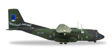 558860 | Herpa Wings 1:200 1:200 | Transall C-160 Luftwaffe 5064, LTG 61, 'FlyOut Penzing' (die-cast) | is due: January / February 2018