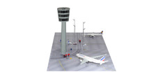 558976 | Herpa Wings 1:200 1:200 | Accessories - Scenix - Airport Tower Construction Kit | is due: January / February 2018