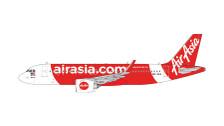 GJAXM1616 | Gemini Jets 1:400 1:400 | Airbus A320neo AirAsia 9M-AGA | is due: October 2017