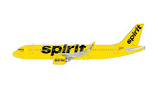 G2NKS681 | Gemini200 1:200 | Airbus A320neo Spirit Airlines N902NK | is due: October 2017