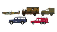 76SET58 | Oxford Die-cast | RAF Centenary Set | is due: January / March 2018