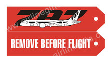 RBF787 | Gifts | Key Tag - Remove Before Flight - 787