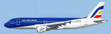 AC19184   Aero Classics 1:400   Airbus A320 Air Moldova ER-AXV   is due: January 2018