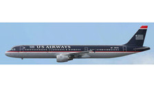 AC19190 | Aero Classics 1:400 | Airbus A321 US Airways N187US (old colours) | is due: January 2018