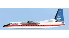 AC19195 | Aero Classics 1:400 | Fokker F27 Aloha N5093A | is due: January 2018