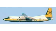 AC19197   Aero Classics 1:400   Fokker F27 MSA 9M-AOX   is due: January 2018