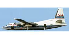 AC19200   Aero Classics 1:400   Fokker F27 TAA Australia VH-TFA   is due: January 2018