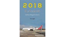 EAR18 | Mach III Publishing Books | European Airline Registrations 2018 - Tony Leggat | is due: November 2017