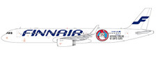 LH4039 | JC Wings 1:400 | Airbus A321 Finnair OH-LZL, 'Santa Claus' | is due: January 2018