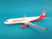 IF320AB001 | InFlight200 1:200 | Airbus A320 Air Berlin D-ABNW (with stand)