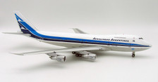 IF742AR1217 | InFlight200 1:200 | Boeing 747-200 Aerolineas Argentinas LV-OPA (with stand) | is due: January 2018
