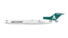 G2MXA232   Gemini200 1:200   Boeing 727-200 Mexicana XA-MEE, 'Final Flight'   is due: January 2018