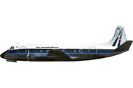AC19247 | Aero Classics 1:400 | Viscount 700 Air Zimbabwe Z-WAT | is due: February 2018