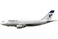 AC19215 | Aero Classics 1:400 | Airbus A310-300 Iran Air EP-IBK | is due: February 2018