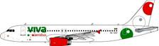 PH411421 | Phoenix 1:400 | Airbus A320-232WL Viva Aerobus XA-VAZ | is due: January 2018