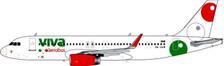 PH411420 | Phoenix 1:400 | Airbus A320-232WL Viva Aerobus XA-VAR | is due: January 2018