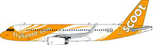 PH411430 | Phoenix 1:400 | Airbus A320-232WL Scoot 9V-TRN | is due: January 2018