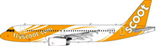 PH411429 | Phoenix 1:400 | Airbus A320-232WL Scoot 9V-TAZ | is due: January 2018