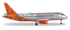 531160 | Herpa Wings 1:500 | Sukhoi SSJ 100 Superjet Aeroflot RA89009 '90th Aniversary Colours' | is due March/ April 2018