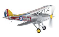 AA27304 | Corgi 1:72 | Hawker Fury K2065, 1 Sqn., RAF Tangmere, 'C' Flight, 100 Years of the RAF | is due: June 2018