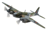 AA32820 | Corgi 1:72 | DH Mosquito B.IV DK296, 105 Sqn., Flt. Lt. D A G 'George' Parry, June 1942, 100 Years of the RAF | is due: June 2018