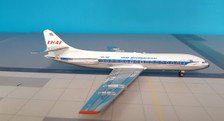 IF2100418P | Inflight 1:200 | SE 210 Caravelle III Thai International HS-TGF (polished, with stand)