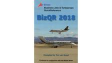 BJQR18 | Air-Britain Books | BizQR Business Jets & Turboprops Quick Reference 2018 - Ton van Soest