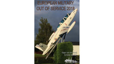 SCEMOOS18 | Scramble Books | European Military Out of Service 2018 - Dutch Aviation Society | is due: April 2018