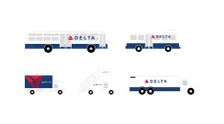 G2DAL720 | Gemini200 1:200 | Airport Accessories - Delta Ground Equipment Set | is due: March 2018