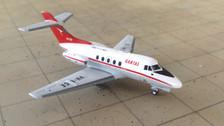 SFVHECE | SkyFame Models 1:200 | Hawker Siddeley HS.125 Qantas VH-ECE | is due: March 2018