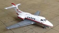 SFGATPE | SkyFame Models 1:200 | Hawker Siddeley HS.125 SHELL G-ATPE | is due: March 2018