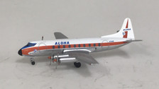AC19254 | Aero Classics 1:400 | Viscount 700 Aloha N7410