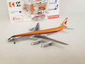 AC19249 | Aero Classics 1:400 | DC-8-43 CP Air CF-CPI (with GSE)