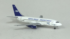 AC19225 | Aero Classics 1:400 | Boeing 737-200 Aerolineas Argentinas LV-ZEC