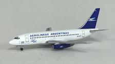 AC19226 | Aero Classics 1:400 | Boeing 737-200 Austral Aerolineas Argentinas LV-ZTT