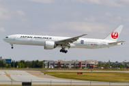 PH04183 | Phoenix 1:400 | Boeing 777-300ER JAL JA731J, 'PGA Champions' | is due: March 2018