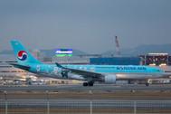 PH100057   Phoenix 1:200   Airbus A330-200 Korean Air HL8227, 'Pyeongchang 2018'   is due: March 2018