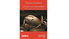 9781999717506 | DestinWorld Publishing Books | Preserved Airliners of Asia and Australasia - Including Military Transport Aircraft
