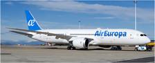 XX4050   JC Wings 1:400   Boeing 787-9 Air Europe EC-MSZ   is due: April 2018