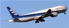 EW4772002 | JC Wings 1:400 | Boeing 777-281 ANA JA745A '777 Tail' | is due: April 2018