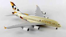 SKR840 | Skymarks Models 1:200 | Airbus A380 Etihad A6-APA