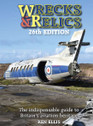 9781910809150 | Crecy Books | Wrecks and Relics - Ken Ellis (26th edition) | is due: May 2018