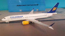 IF738MAXFI001 | InFlight200 1:200 | Boeing 737 MAX 8 Icelandair TF-ICE (with stand)